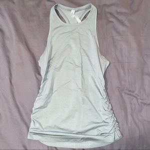 Lululemon swiftly ruched tank
